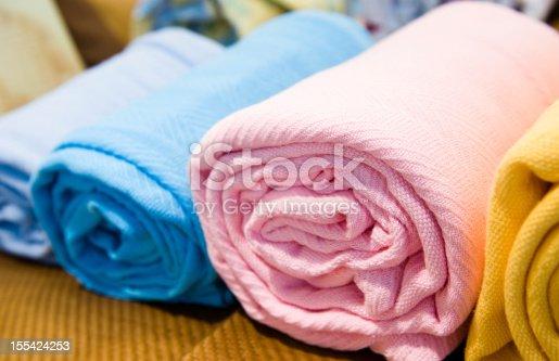 1146468307 istock photo bath towels 155424253