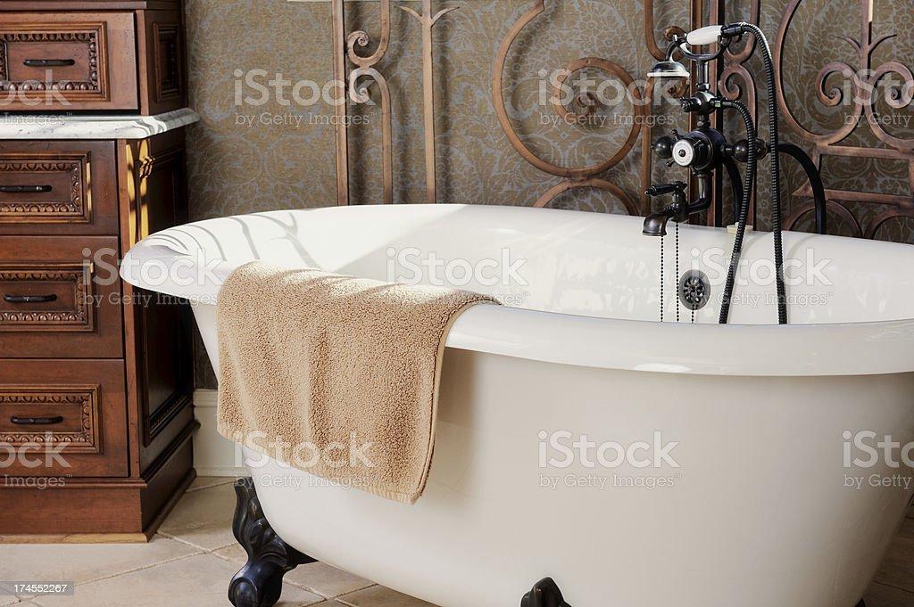 Bath Tub royalty-free stock photo