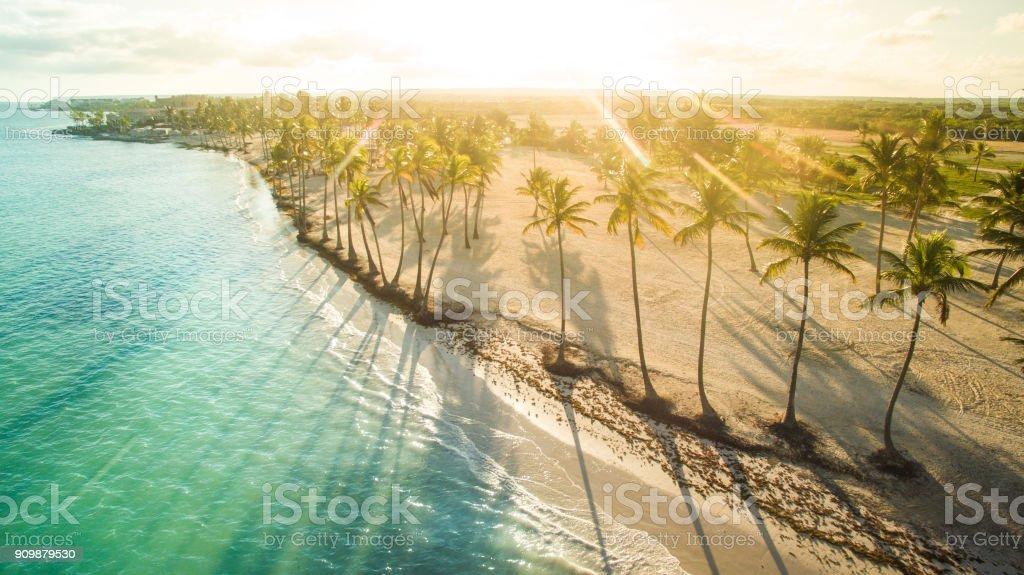 Güneş ışığında banyo - Royalty-free Ada Stok görsel