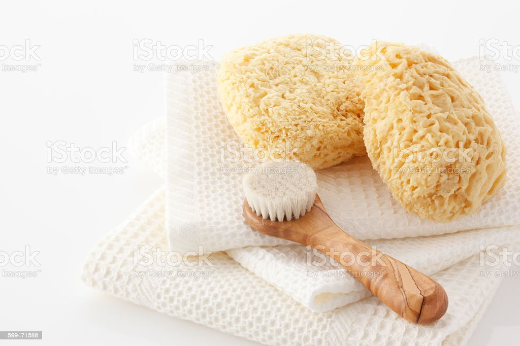 Bathing Supplies Stock Photo & More Pictures of Bathtub | iStock
