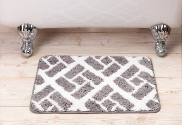 badematte - teppich baumwolle stock-fotos und bilder