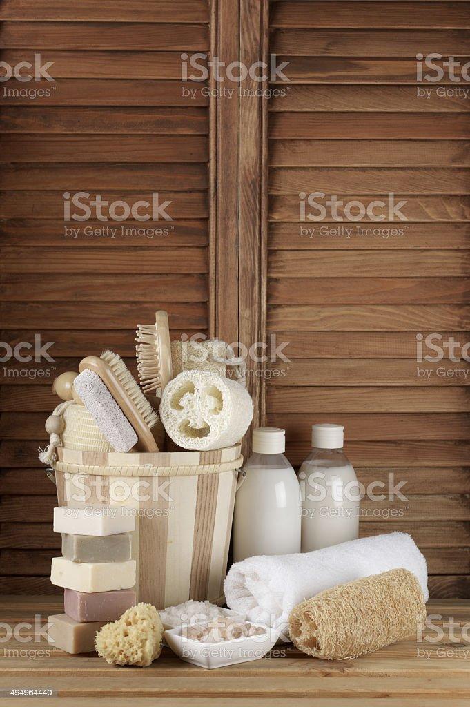 Bathroom Accessories Stock Photo Download Image Now Istock