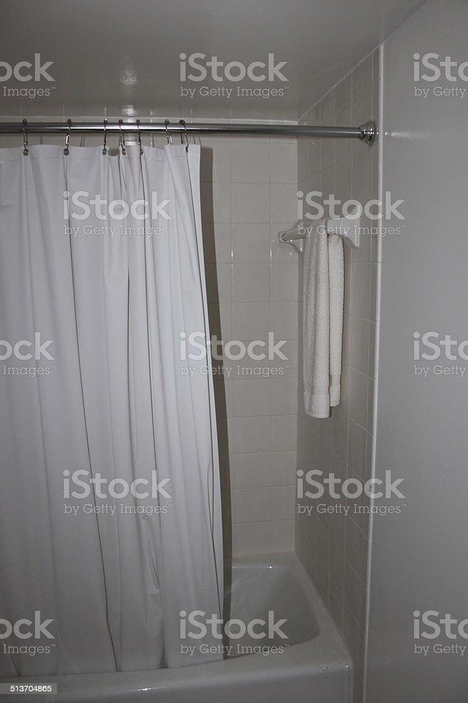 Bathroom Bathtub stock photo