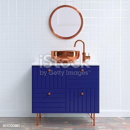 istock bathroom furniture 924200962