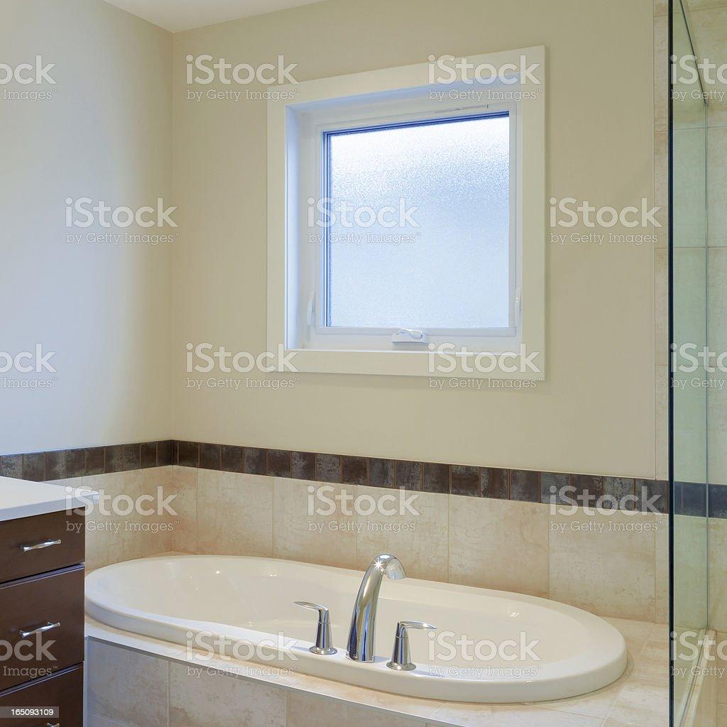Bathroom Interior design royalty-free stock photo
