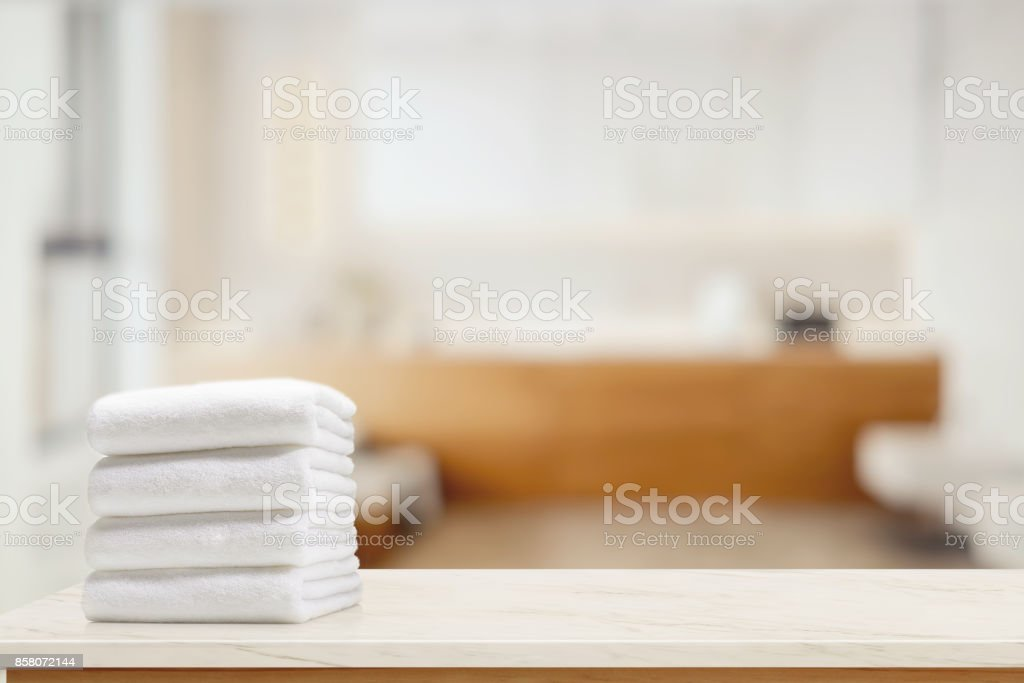 Bathroom object and space concept. stock photo