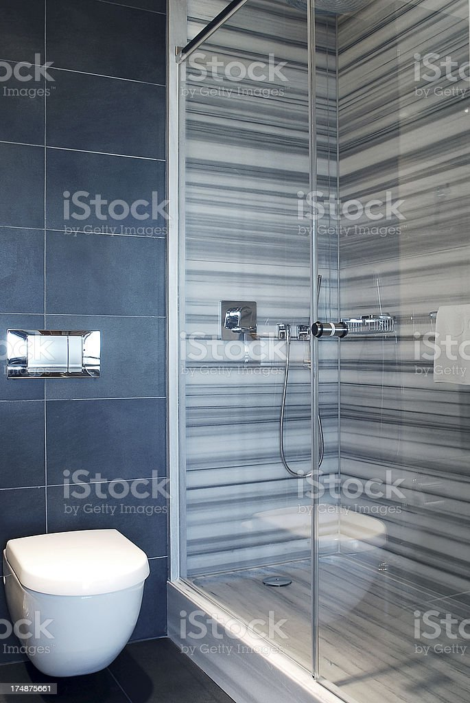 Bathroom (Click for more) royalty-free stock photo
