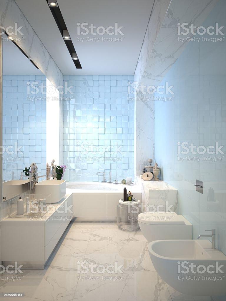 - Badezimmer  Lizenzfreies stock-foto