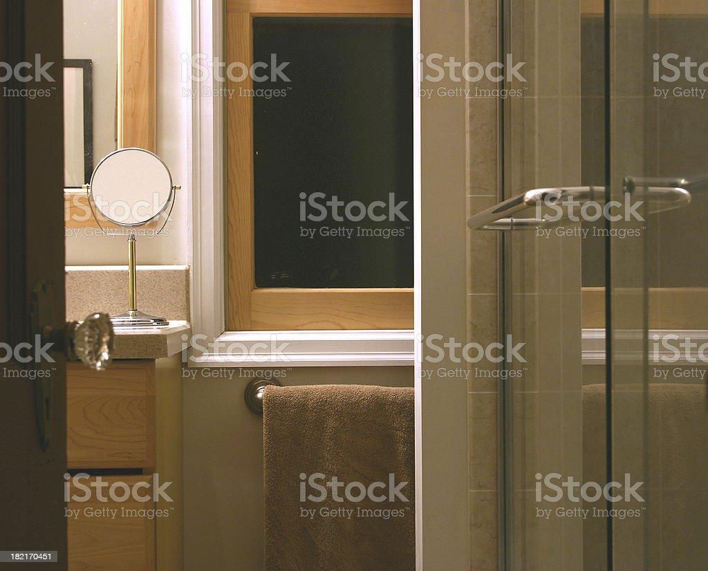 Bathroom Remodel royalty-free stock photo