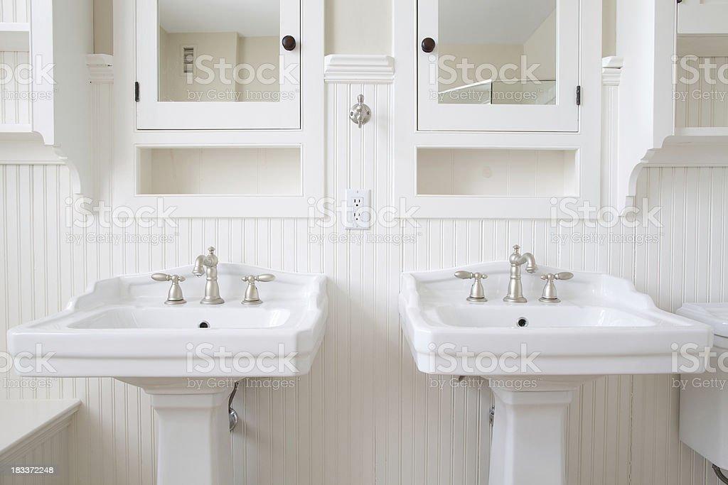 Lavabo de salle de bains - Photo