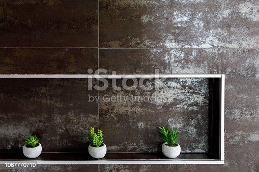 Bathroom Tile Detail - Home Decor / Decoration