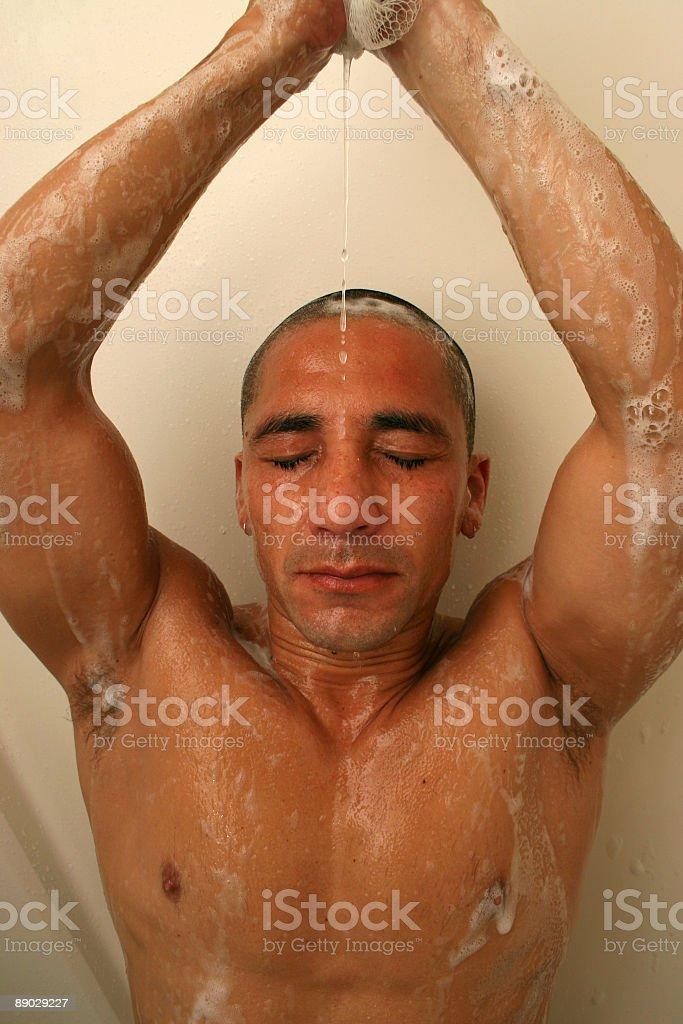 Bathtime royalty-free stock photo