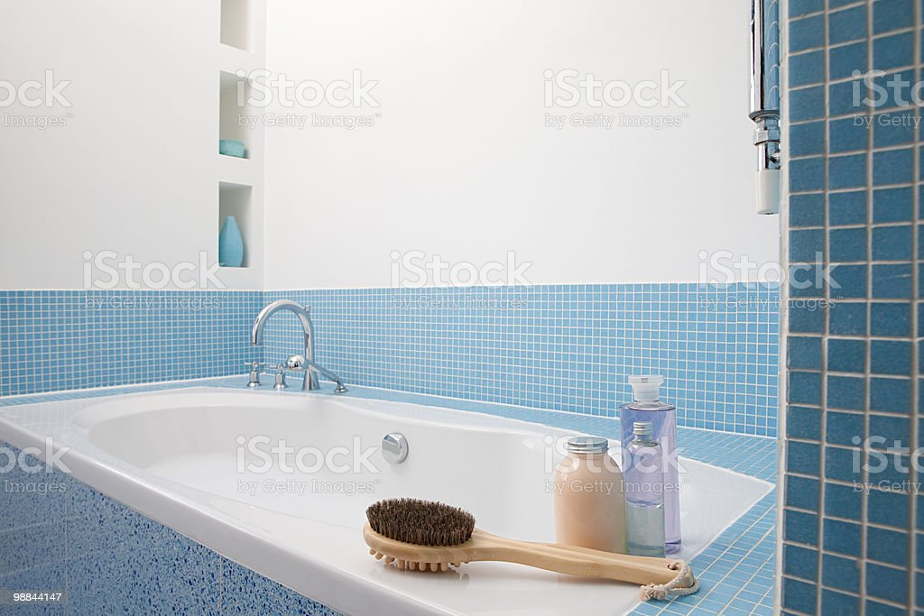 Bathtub royalty-free stock photo