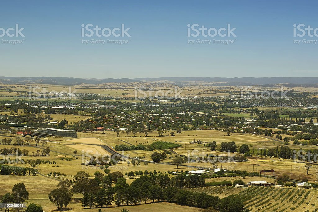 Bathurst, Australia stock photo
