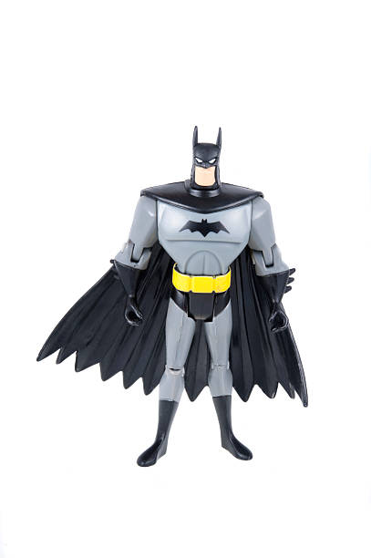 Batman Action Figure stock photo