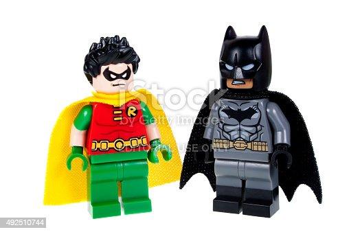 Photo libre de droit de batman et robin affaires en - Image de batman et robin ...