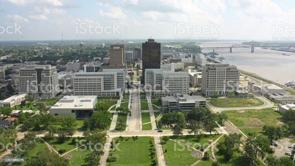 Baton Rouge stock photo