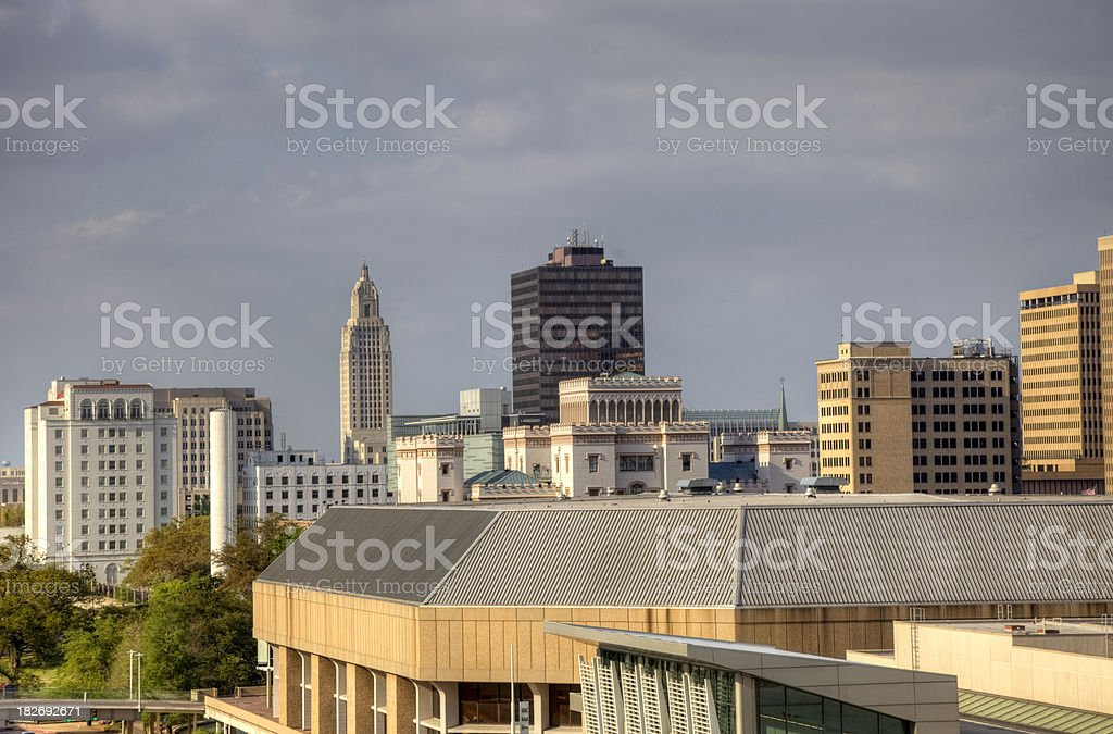 Baton Rouge royalty-free stock photo