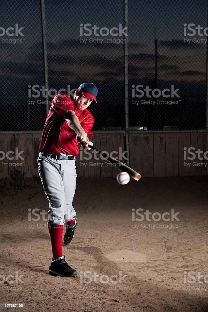 Batter Up stock photo