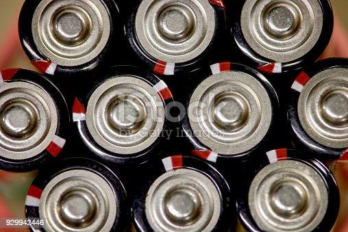 istock Batteries 929942446