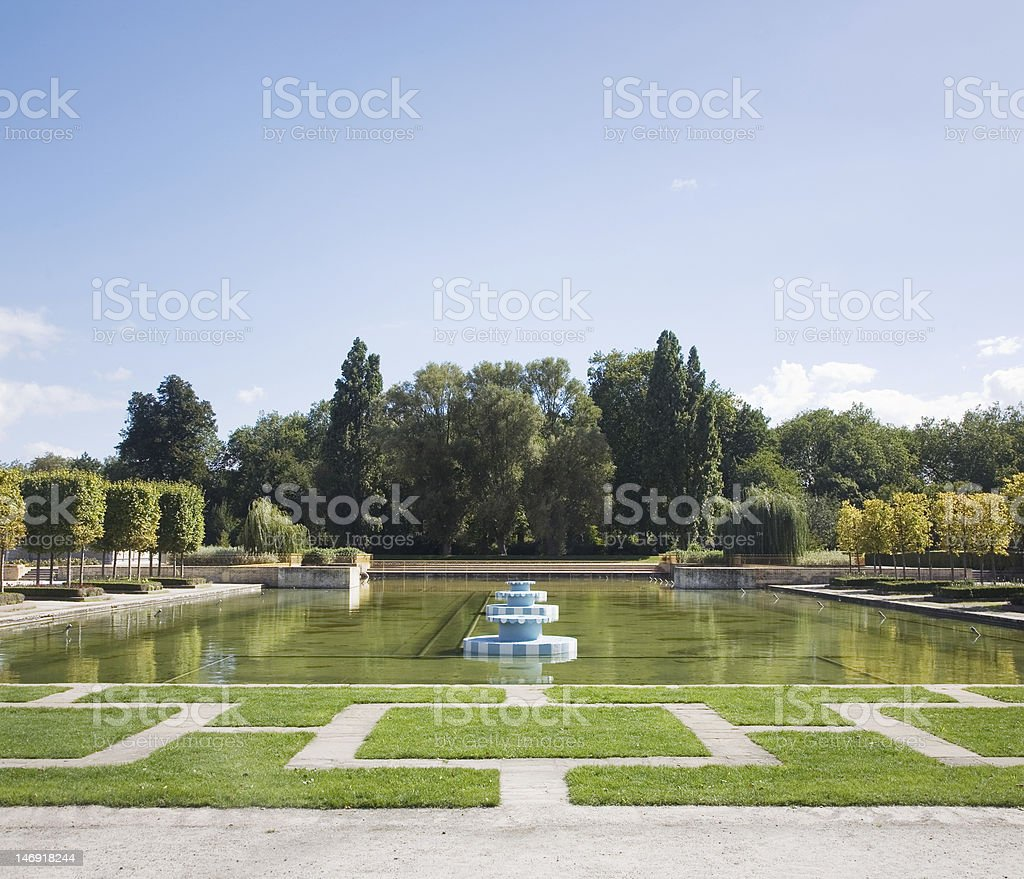 Battersea Park, London, England, UK royalty-free stock photo