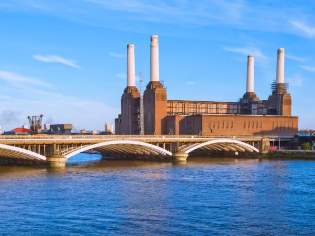 Battersea Power Station in London – Foto