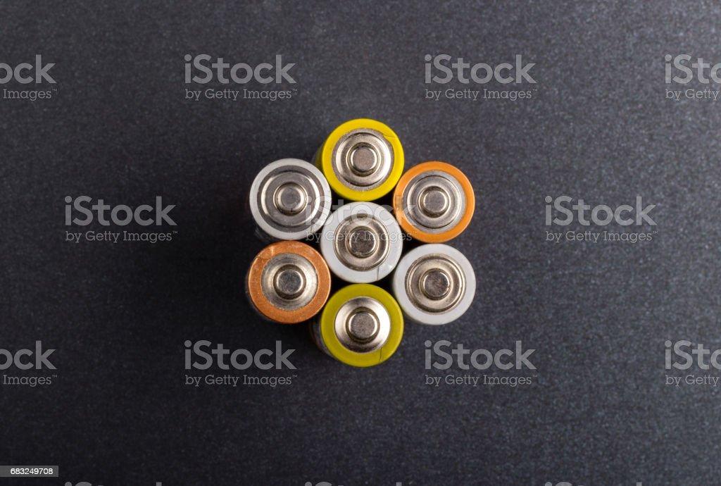 バッテリ ロイヤリティフリーストックフォト