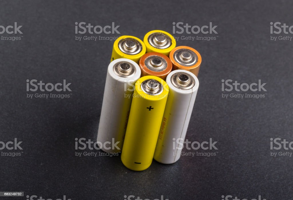 Battery foto de stock royalty-free