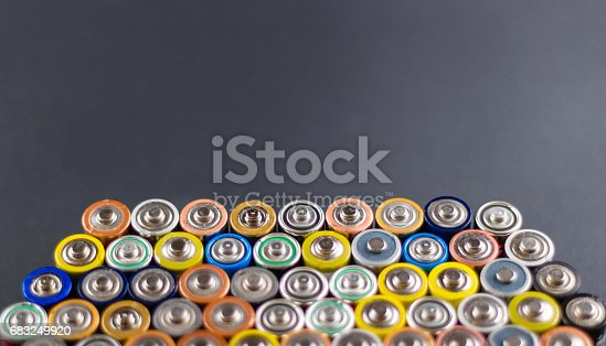 istock Battery 683249920