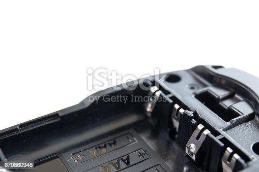 istock battery socket size aaa alkaline on isolate 670860948