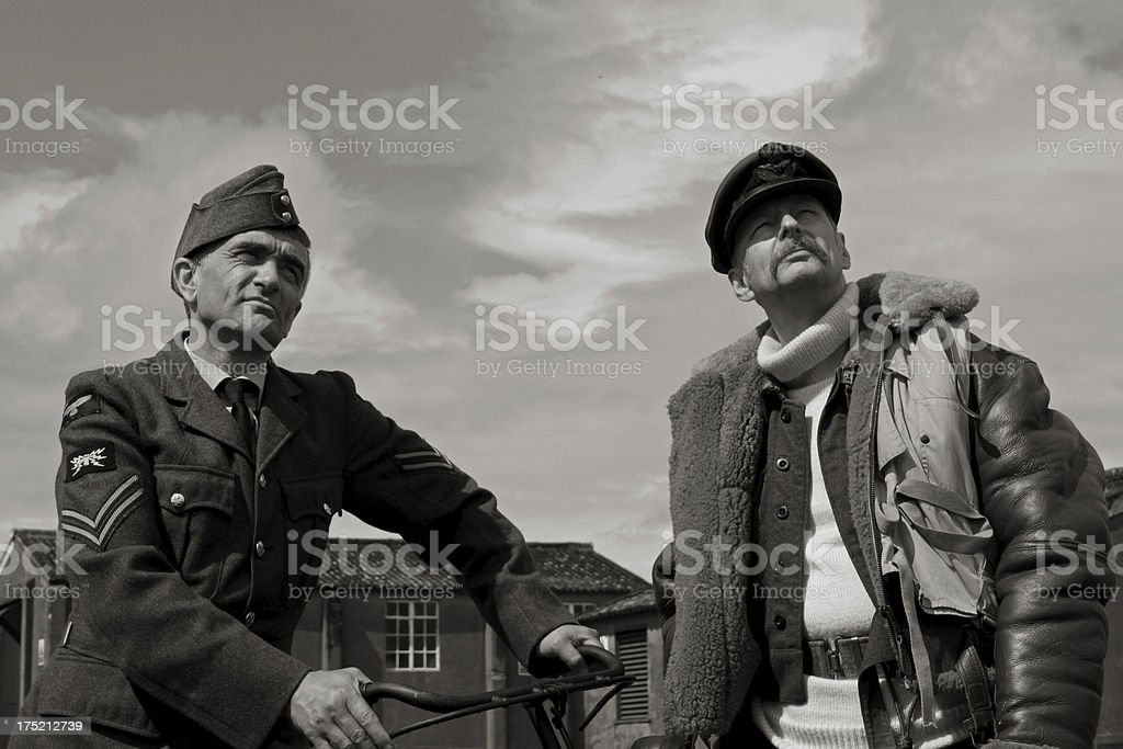 Battle of Britain . stock photo