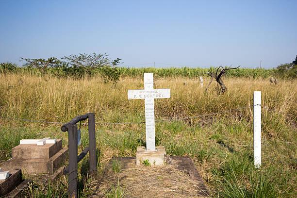 Battle of Gingindlovu in KwaZulu-Natal, South Africa stock photo