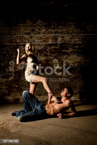 istock battle of the sexes 157194192