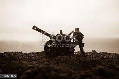 🔥 Soviet Antitank Cannon From Wwii