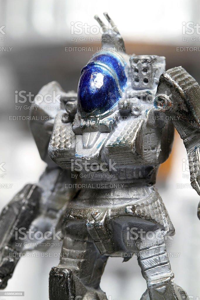Battlemaster from the Inner Sphere royalty-free stock photo