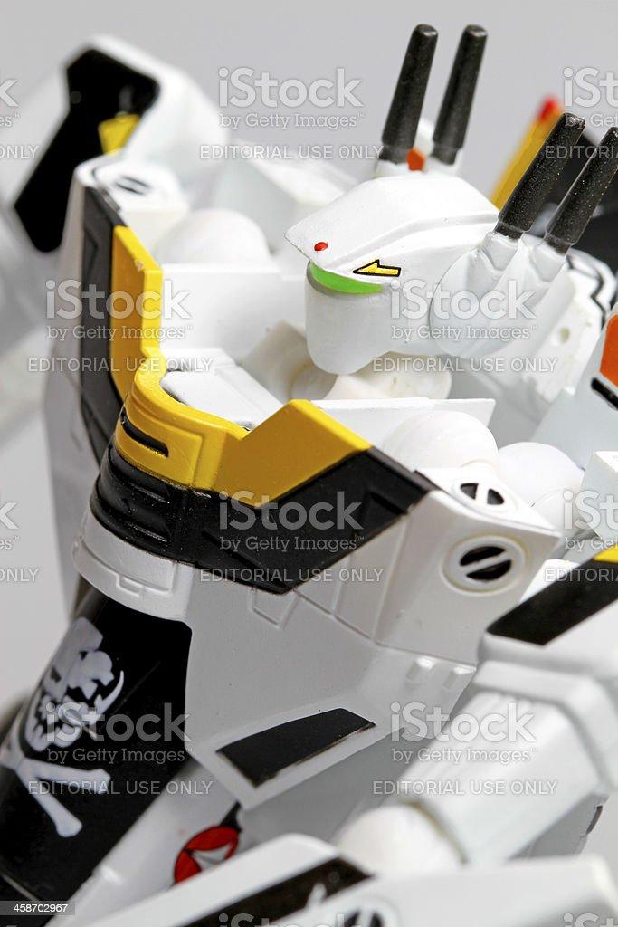 Battloid Mode stock photo