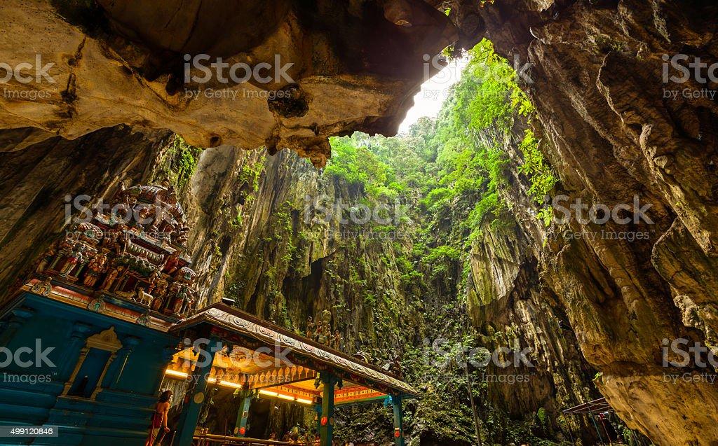 Batu Caves, Malaysia stock photo