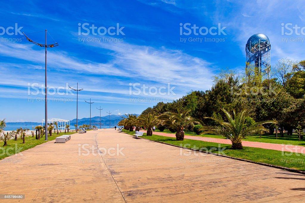 Batumi, Georgia stock photo