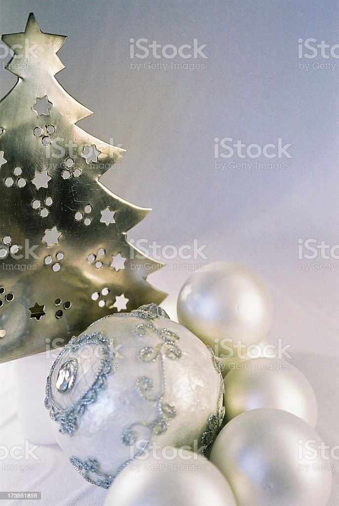Baubles 1 royalty-free stock photo