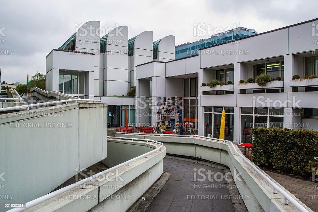 Bauhausarchiv Museum Berlin Stock Fotografie Und Mehr Bilder Von