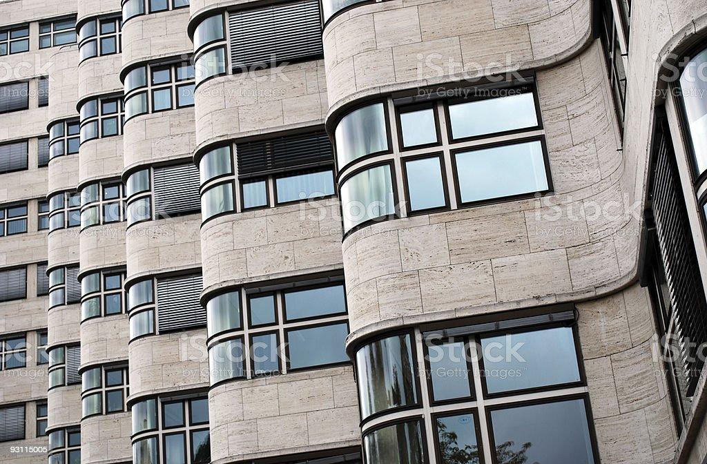 bauhaus building berlin stock photo