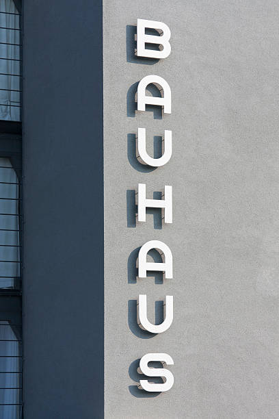 Bauhaus à Dessau (Allemagne - Photo