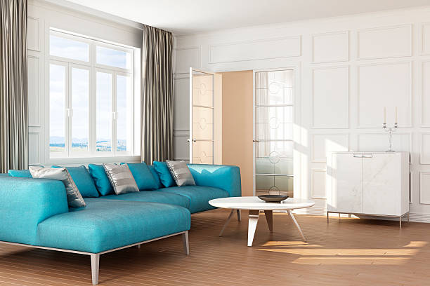 Bauhaus intérieur de luxe - Photo