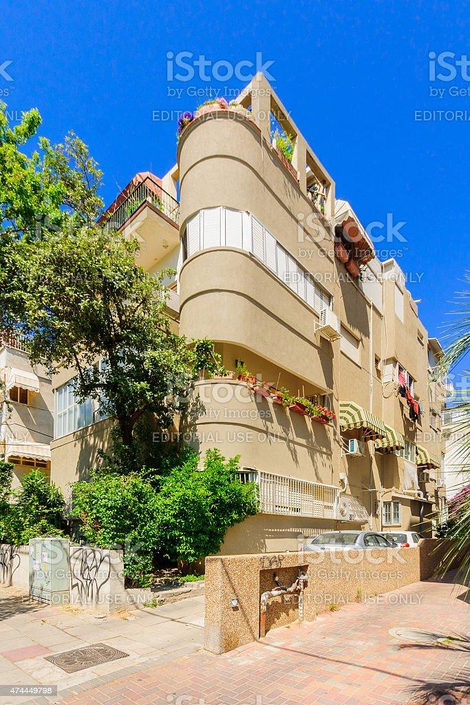 Bauhaus estilo casa, Tel-Aviv - Photo