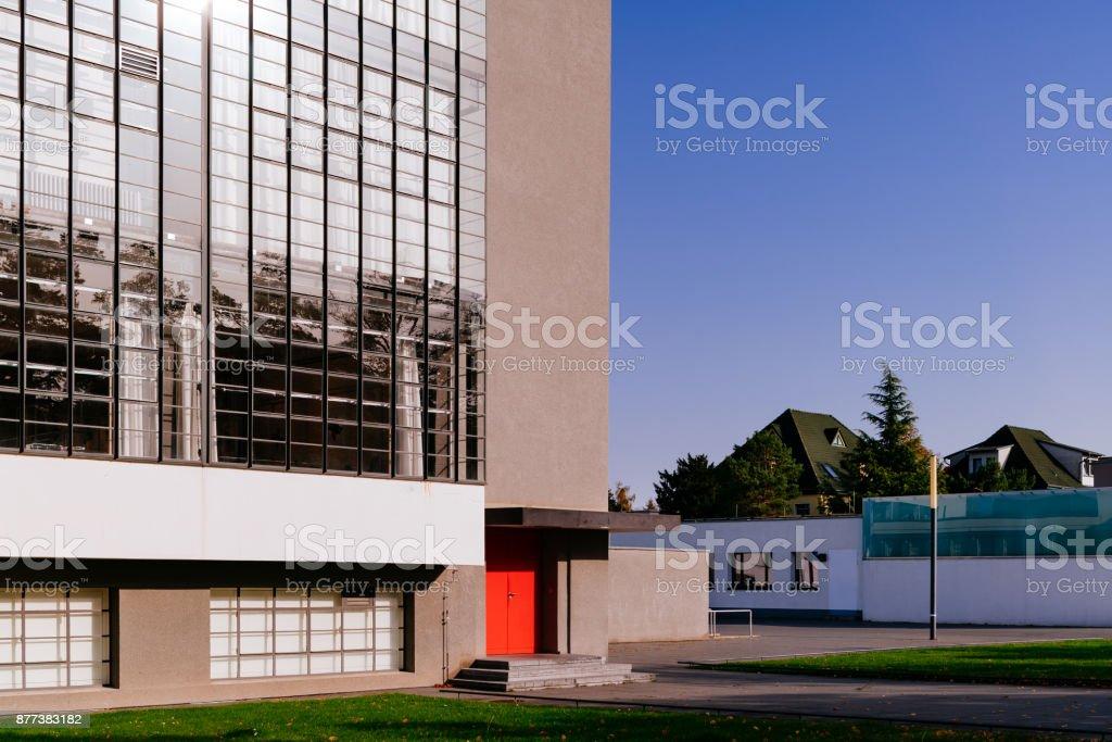 Université Bauhaus Dessau - Photo
