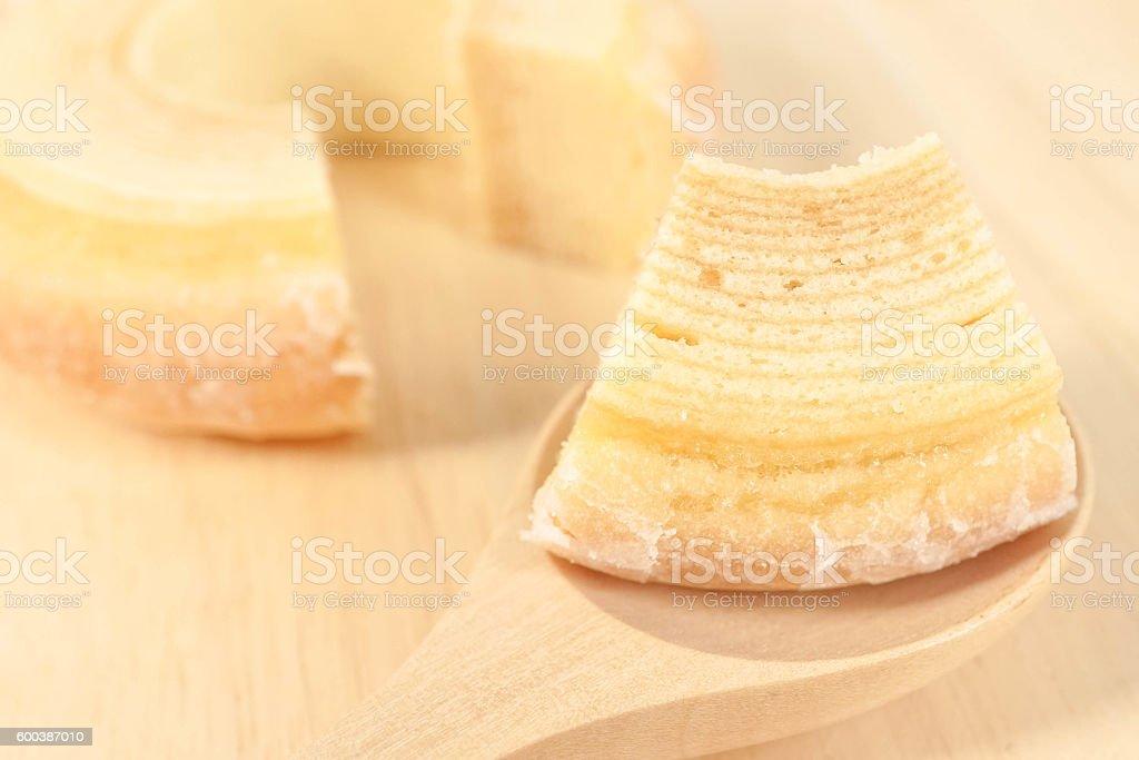 Baumkuchen Cake – Foto