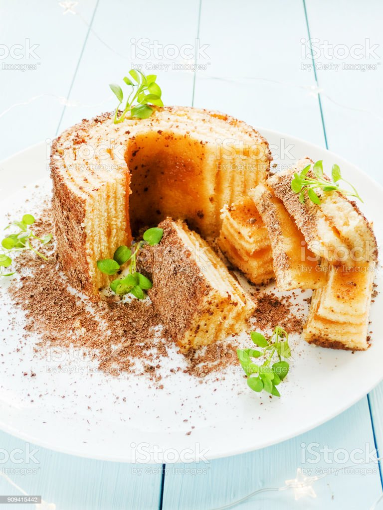 Baumkuchen – Foto