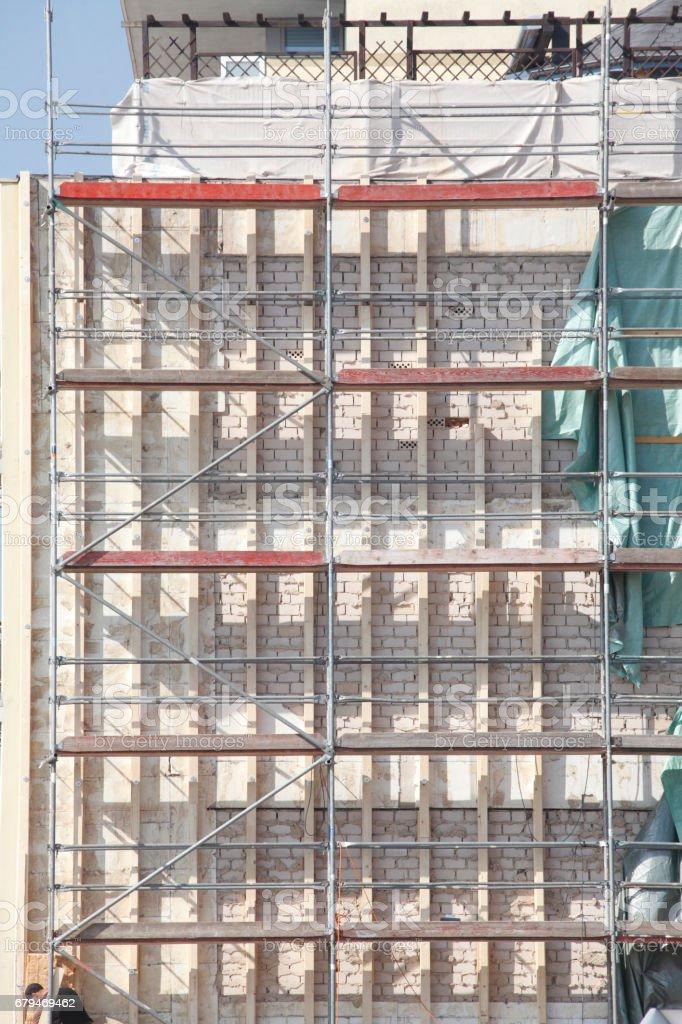 Baustelle 免版稅 stock photo