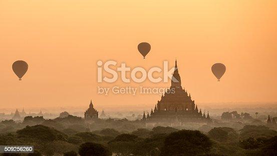 istock Bautiful Bagan 509256260