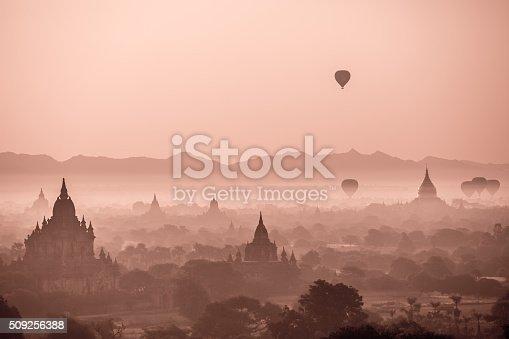 istock Bautiful Bagan 509256388